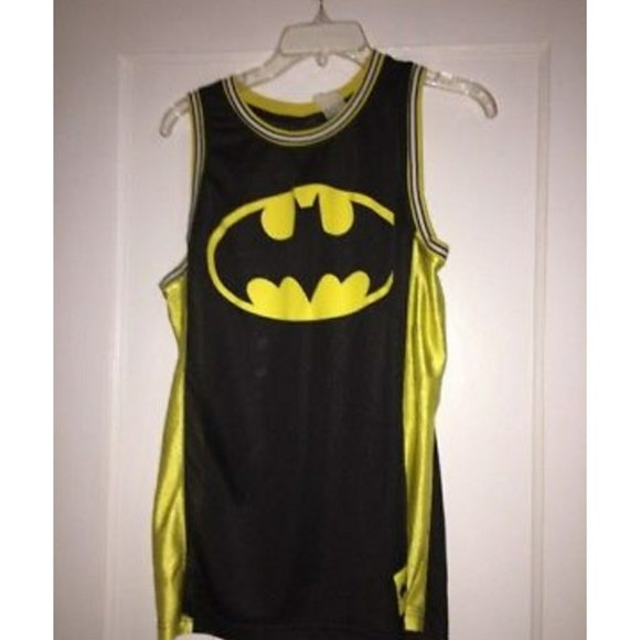 0d42c28c872 Batman Shirts | Sleeveless Mesh Tank Top Basketball Jersey | Poshmark